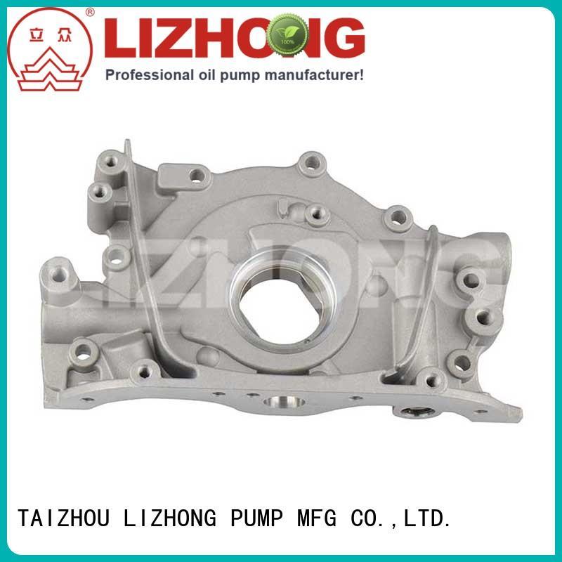 LIZHONG long lasting automotive oil pump wholesale for trunk