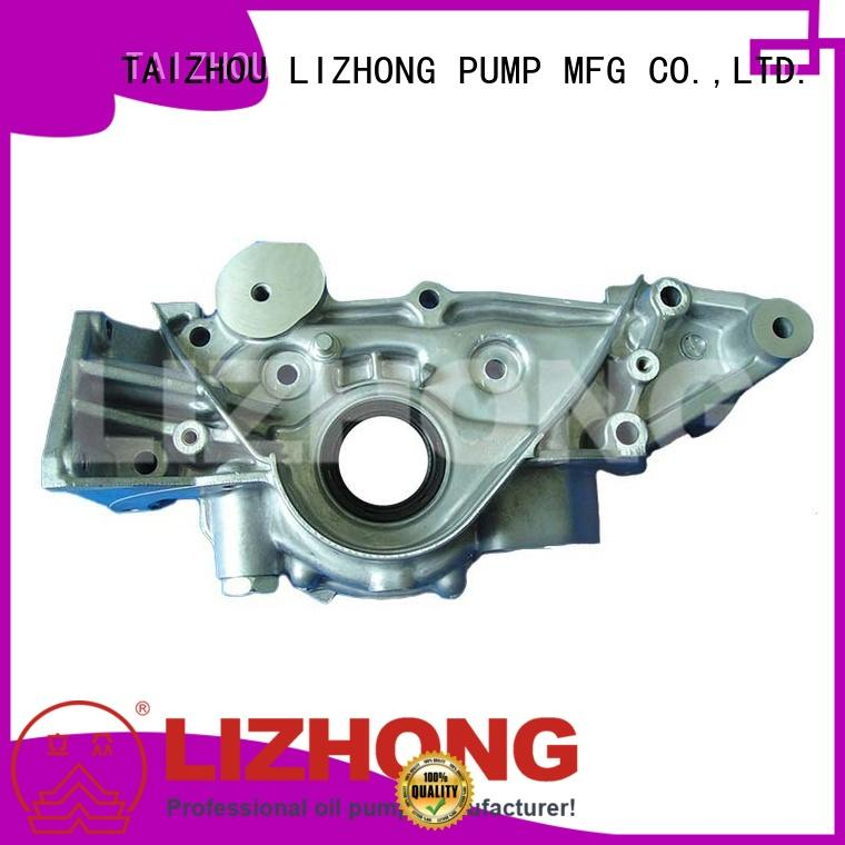 LIZHONG engine oil pumps supplier for vehicle