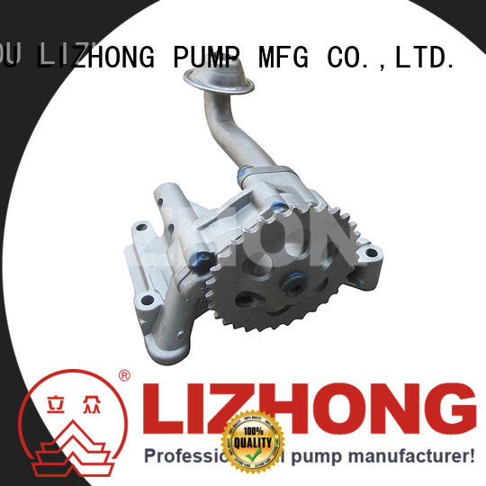 LIZHONG oil pump cost wholesale for off-road vehicle
