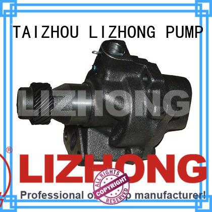 LIZHONG professional car engine oil pump wholesale for vehicle