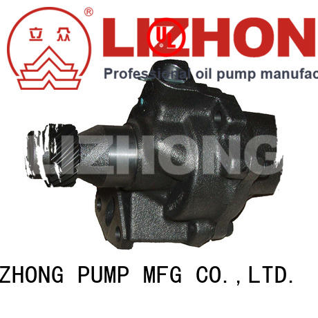 LIZHONG durable engine oil pumps supplier for vehicle