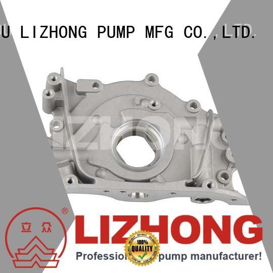 LIZHONG engine oil pump types supplier