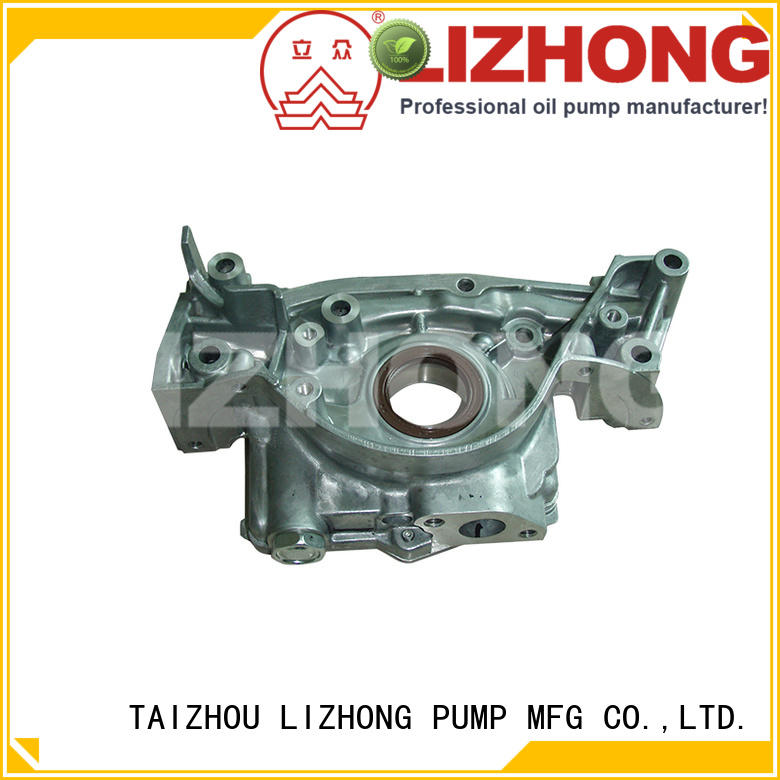 LIZHONG engine oil pump supplier for off-road vehicle