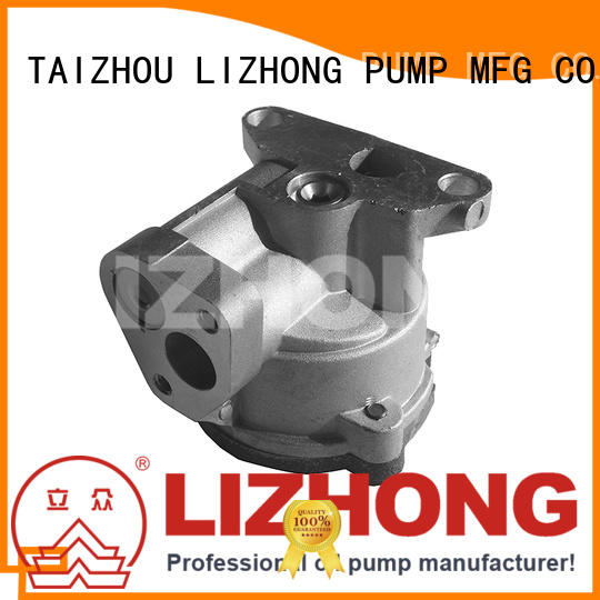LIZHONG good quality oil pump promotion for car
