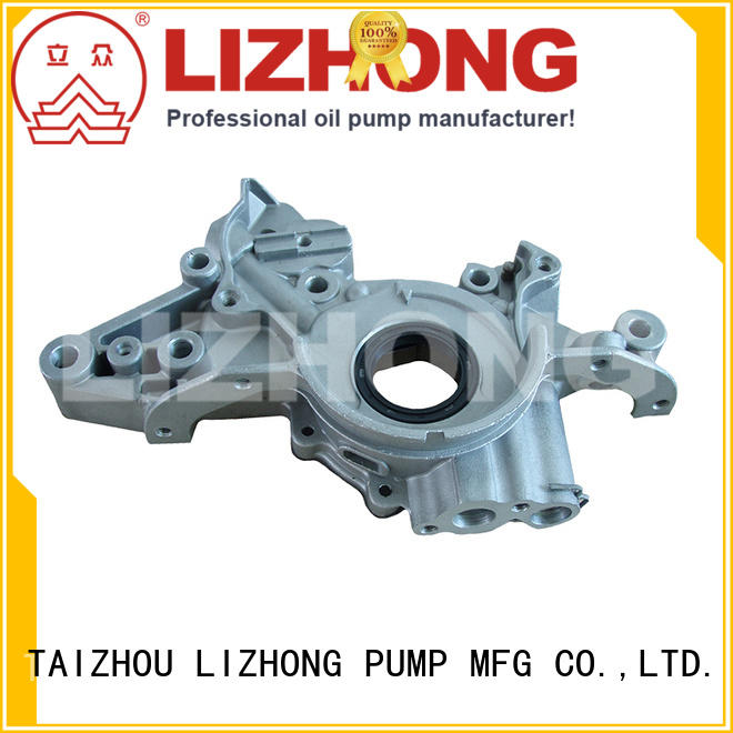 LIZHONG oil pump cost promotion for vehicle