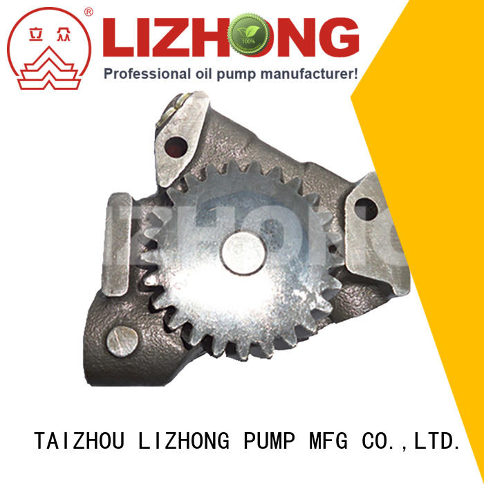 LIZHONG practical oil pump manufacturer on sale for car