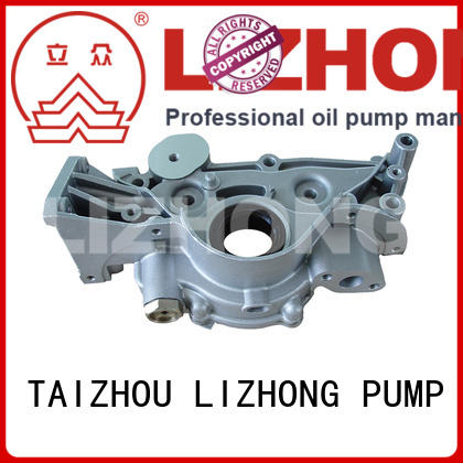 LIZHONG long lasting engine oil pump types supplier for trunk