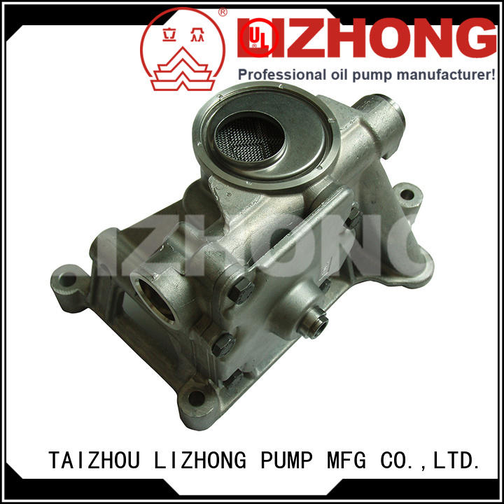 LIZHONG good quality engine oil pump price supplier for vehicle