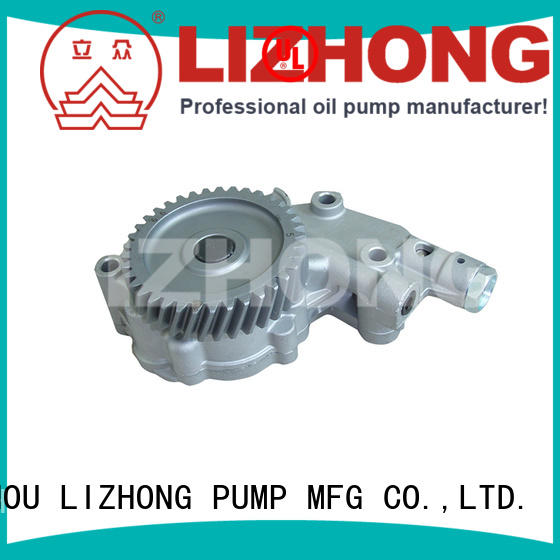 LIZHONG rotor type oil pump wholesale for vehicle