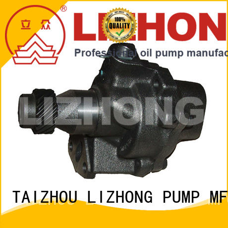 LIZHONG auto oil pump supplier for vehicle