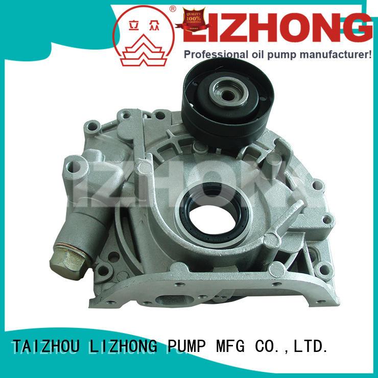 LIZHONG good quality automotive oil pump supplier for car