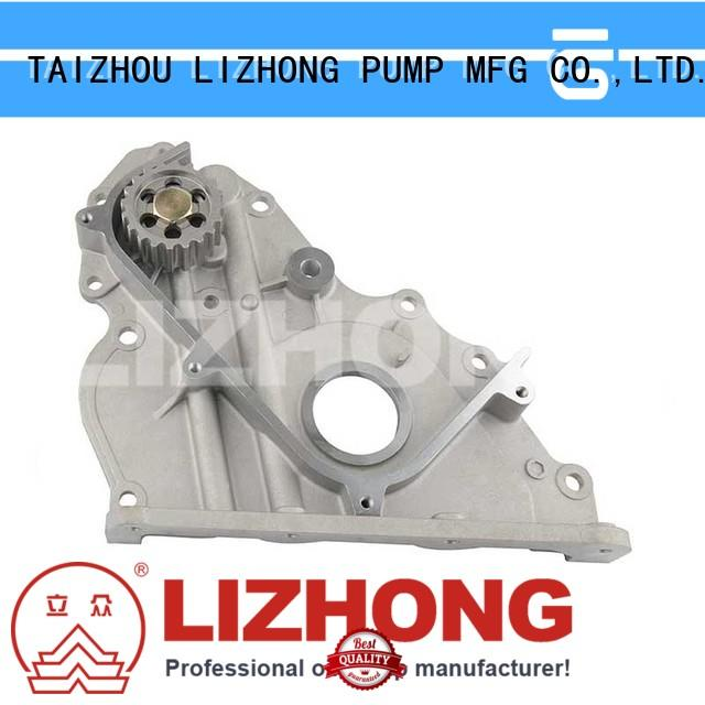 LIZHONG oil pump types supplier for off-road vehicle
