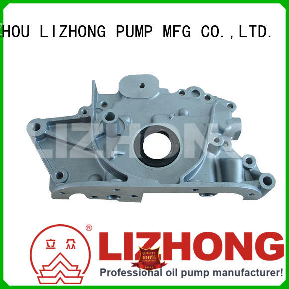 LIZHONG oil pump manufacturer supplier for trunk