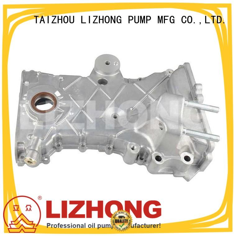 LIZHONG good quality engine oil pump types wholesale for off-road vehicle
