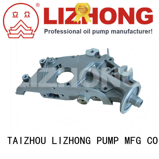 LIZHONG oil pump types at discount for off-road vehicle