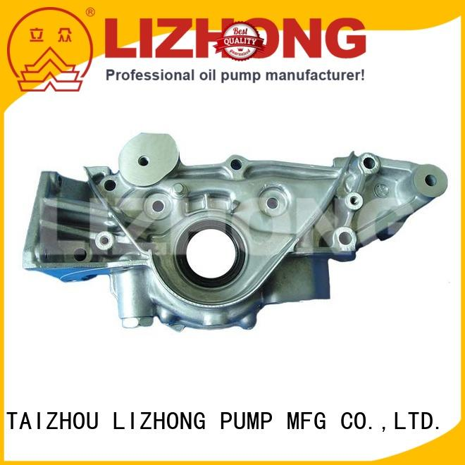 LIZHONG gear type oil pump wholesale for off-road vehicle