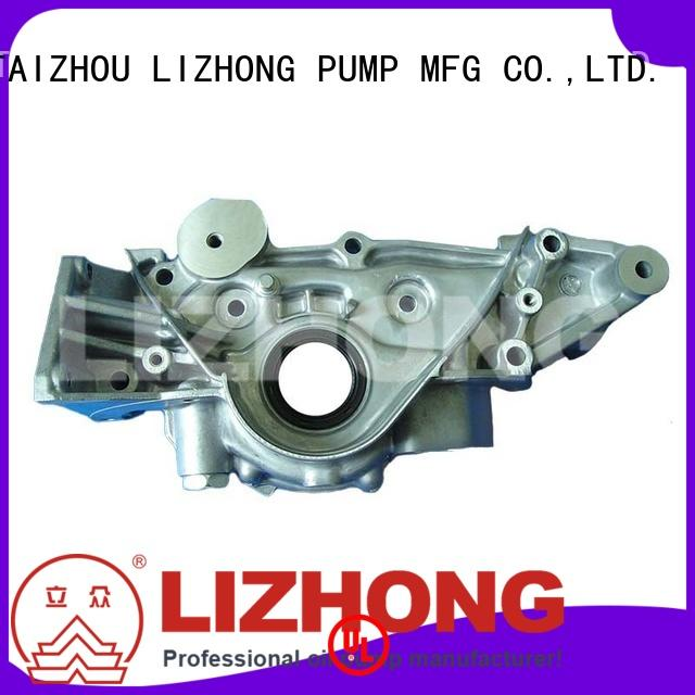 LIZHONG gearbox oil pump supplier for vehicle