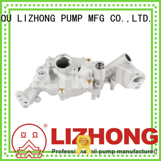 LIZHONG long lasting gear oil pump supplier for off-road vehicle