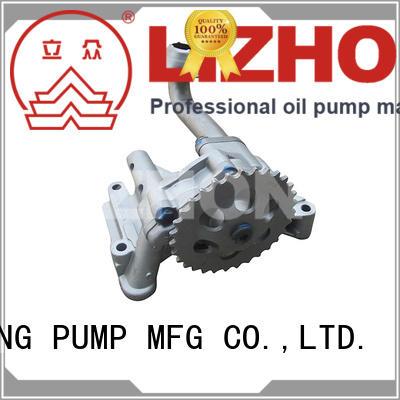 LIZHONG durable gear type oil pump wholesale