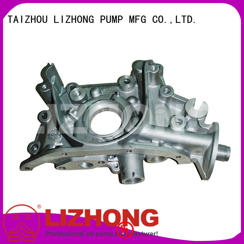 LIZHONG good quality engine oil pump price promotion for car