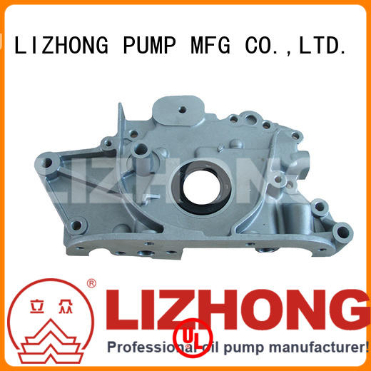 LIZHONG professional rotor oil pump at discount for car