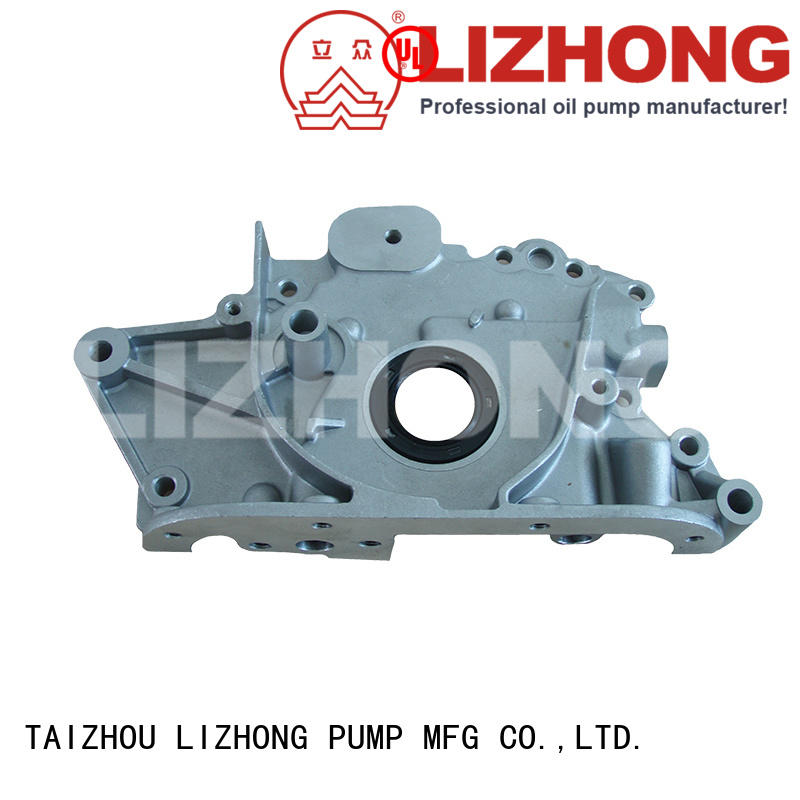 LIZHONG oil pump company wholesale for off-road vehicle