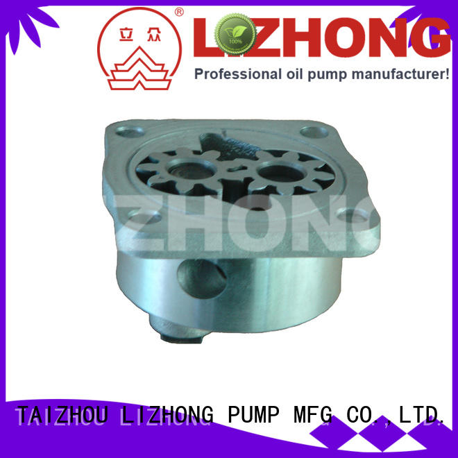 LIZHONG durable gear oil pumps at discount