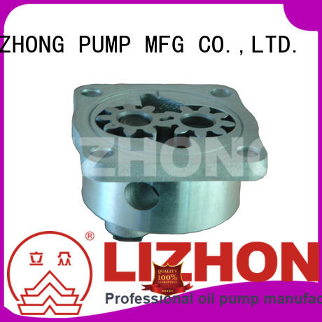 LIZHONG oil pumps supplier for off-road vehicle
