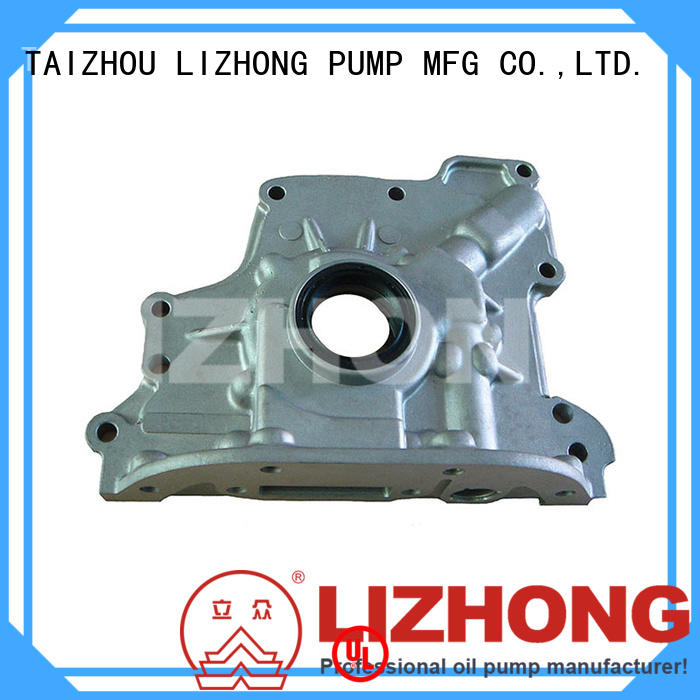 LIZHONG professional oil pump types at discount for car
