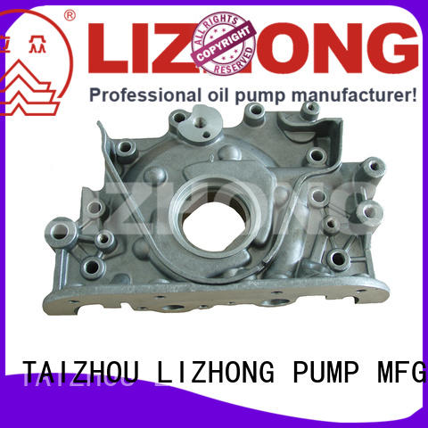LIZHONG gear type oil pump wholesale for trunk