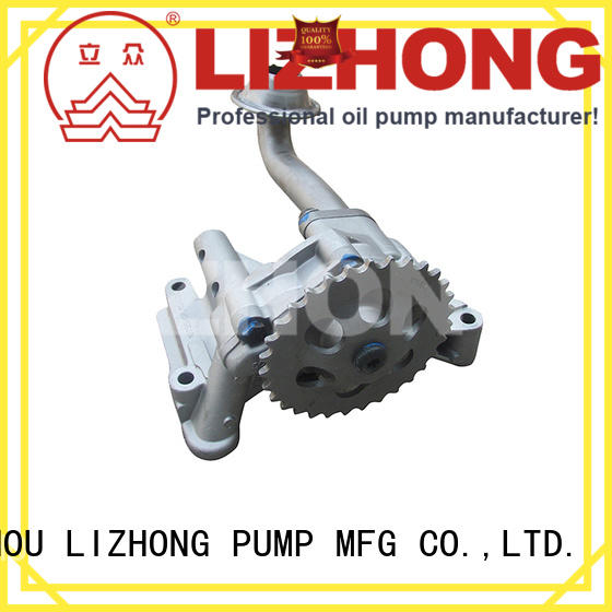 good quality auto oil pump supplier for off-road vehicle