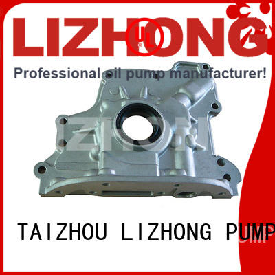 LIZHONG long lasting oil pump supplier for trunk