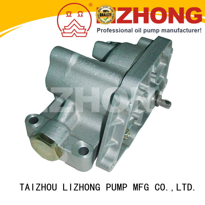 LIZHONG long lasting gear oil pumps supplier for car