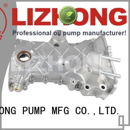 LIZHONG oil pump types supplier for vehicle