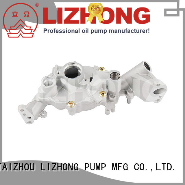 LIZHONG long lasting car engine oil pump supplier for trunk