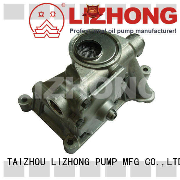 LIZHONG engine oil pump price supplier for vehicle