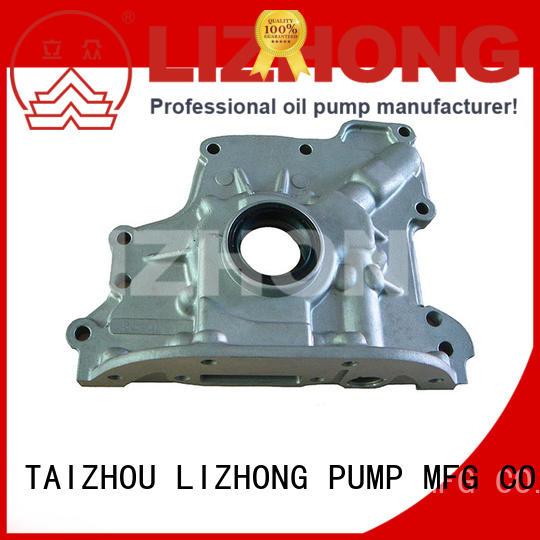 good quality gear type oil pump wholesale for car