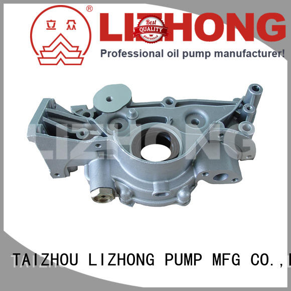 LIZHONG engine oil pump price supplier for off-road vehicle