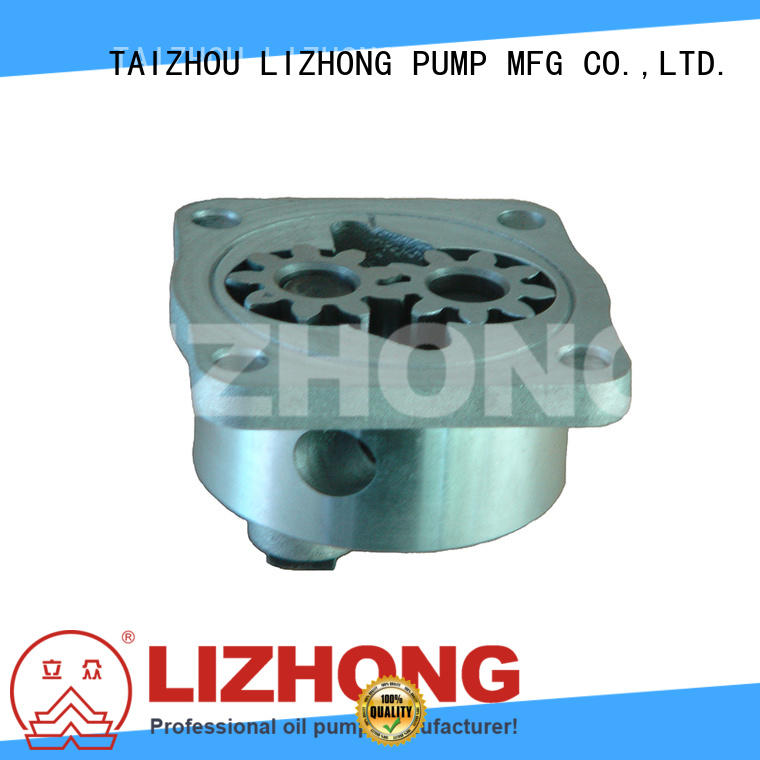 LIZHONG professional oil pump for car promotion for off-road vehicle