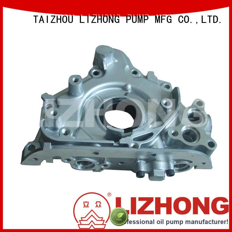 LIZHONG long lasting automotive oil pump at discount for car