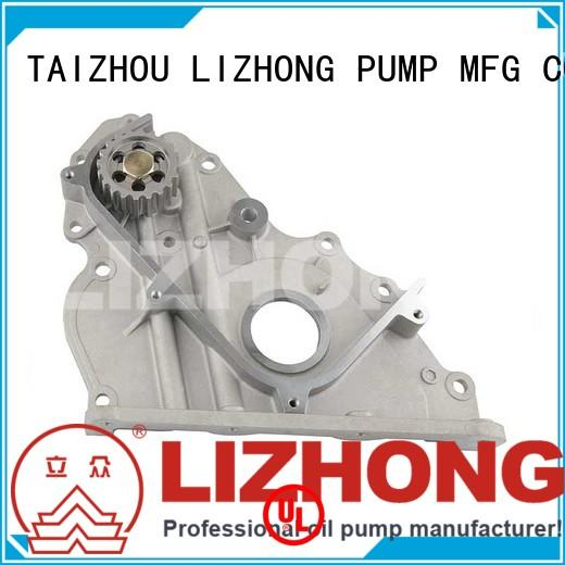 LIZHONG durable oil pump company promotion for trunk