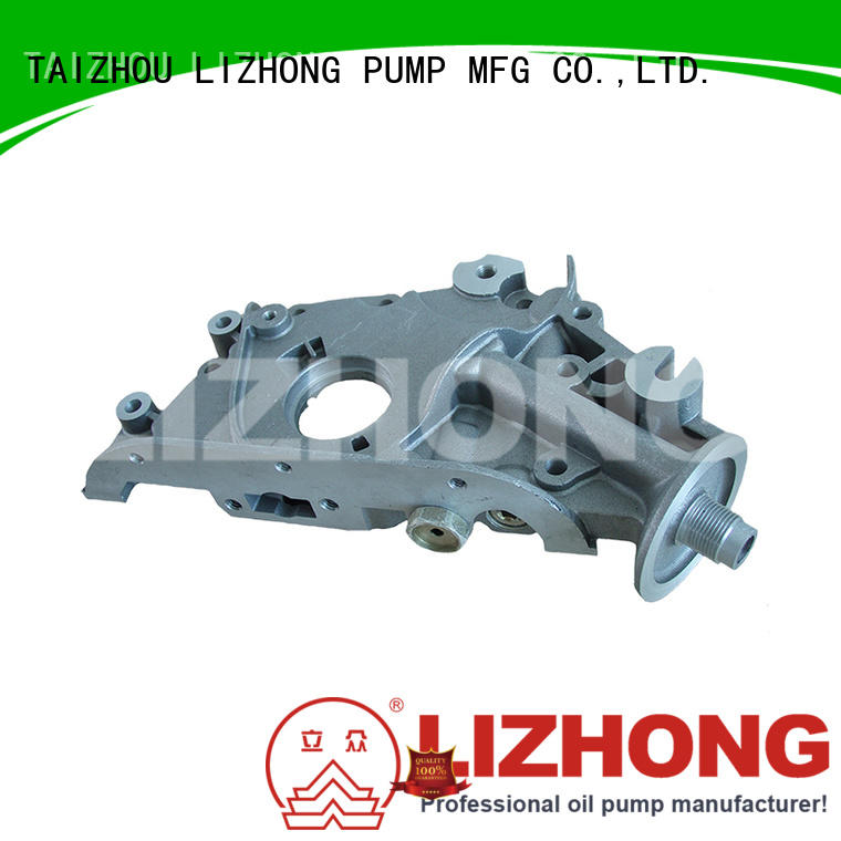 LIZHONG good quality car oil pumps at discount for trunk