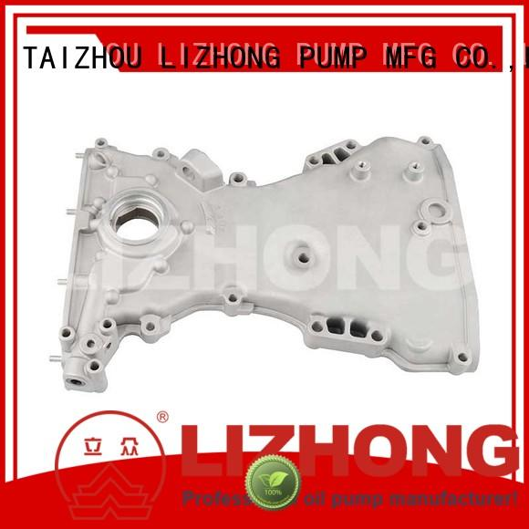 LIZHONG professional oil pump cost supplier for vehicle