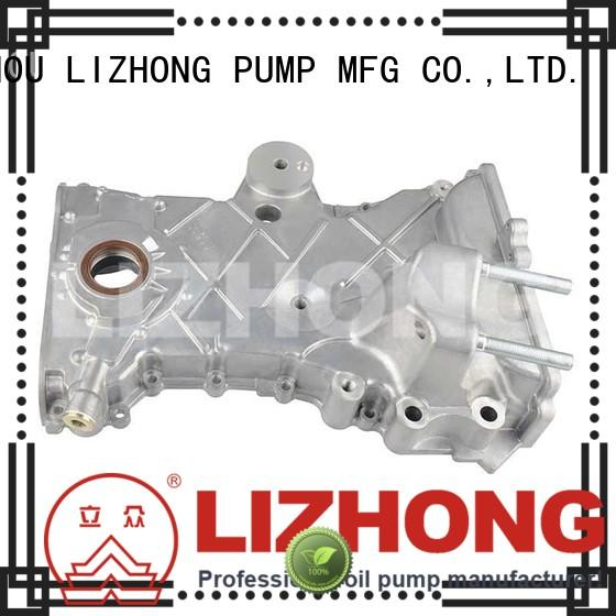 LIZHONG engine oil pump types promotion for vehicle