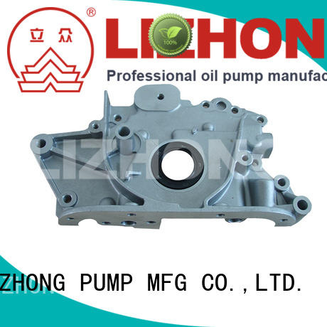 LIZHONG good quality engine oil pump promotion for car