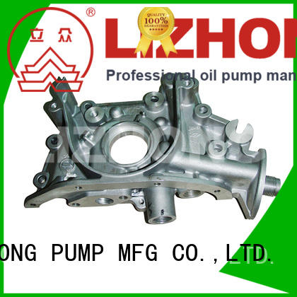 LIZHONG long lasting oil pump types supplier for off-road vehicle