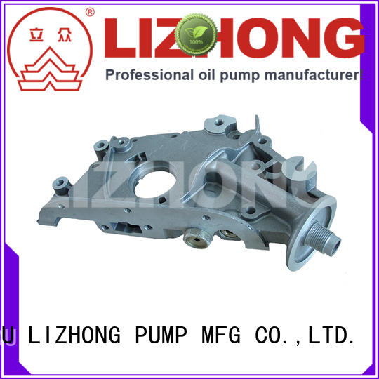 professional engine oil pump types supplier for trunk