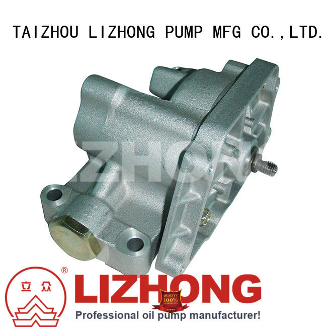 LIZHONG durable oil pump cost wholesale for car