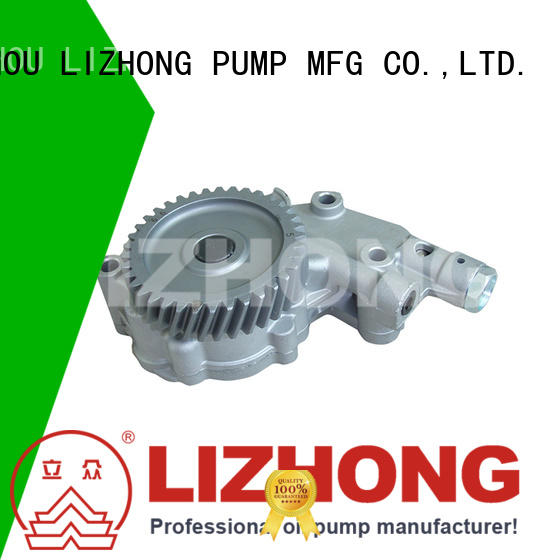 LIZHONG auto oil pumps promotion for off-road vehicle