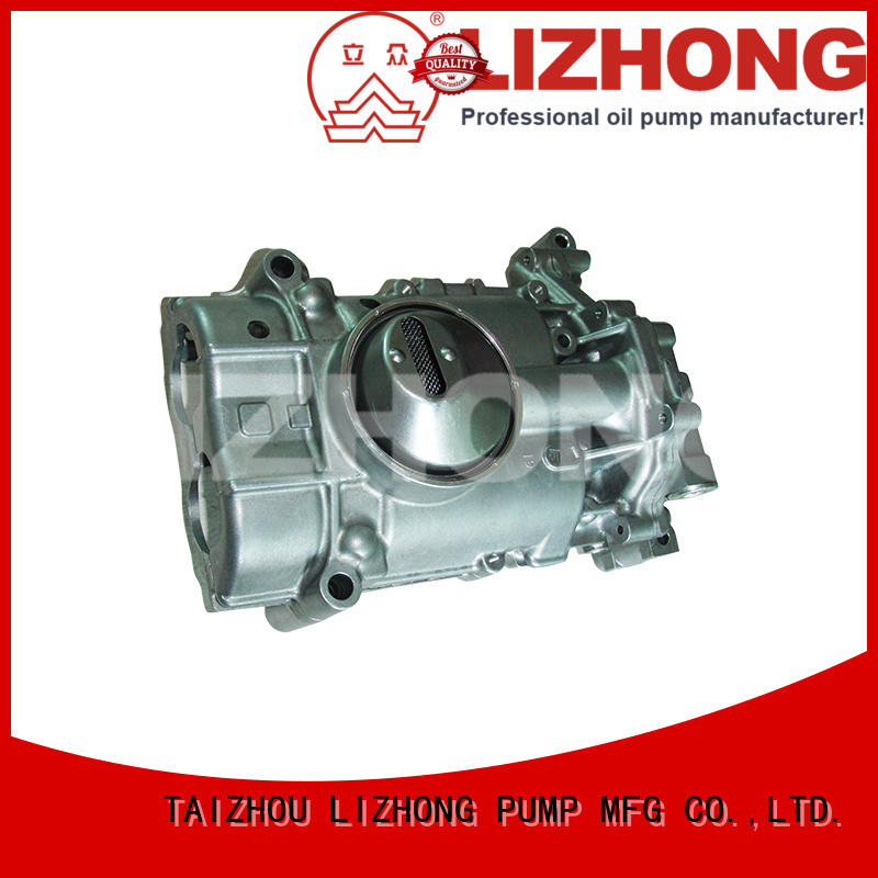 LIZHONG oil pump manufacturer wholesale for trunk